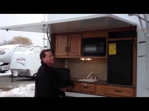 2013 Spree 329IK RV Trailer