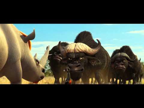 Animales al Ataque (Animals United) - Trailer [HD]
