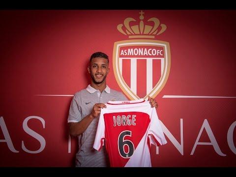 AS Monaco : Bem-Vindo Jorge !