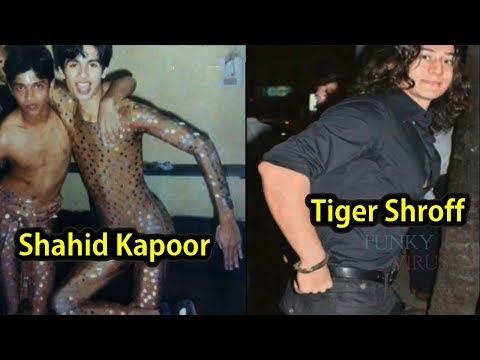 Bollywood Celebrities Rare Childhood and Teenage Photos