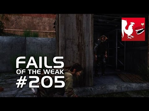 OF - In Fails of the Weak #205, Ryan and Geoff bring you fails in Madden NFL 25, Watch Dogs, and Last of Us Remastered. RT Store: http://roosterteeth.com/store/ Rooster Teeth: http://roosterteeth.com/...