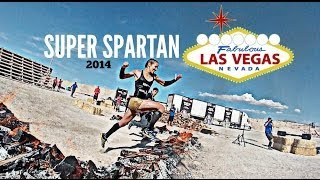 Las Vegas Super Spartan Race - (FULL RACE) 2014