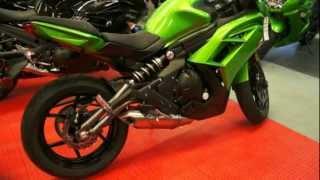 4. 2013 Kawasaki Ninja 650R - Quick Reivew