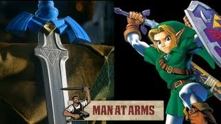 Zelda Sword IRL