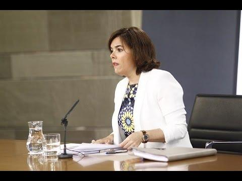 """01/07/2016 Rajoy incluirá en su ronda de contactos a """"todos"""""""