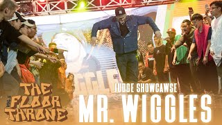 Mr. Wiggles – The Floor Throne Vol. 5 Indonesia Judge Showcase