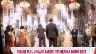Video Berbiaya Miliaran Rupiah, Kemewahan Pesta Pernikahan Momo Geisha Pukau Selebriti - Obsesi 10/04 MP3, 3GP, MP4, WEBM, AVI, FLV Agustus 2017