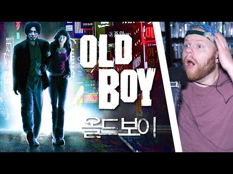 OLDBOY (2003) MOVIE REACTION!! FIRST TIME WATCHING!