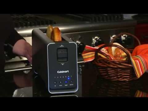 Video Cuisinart 2 Slice Long Slot Motorized Toaster download in MP3, 3GP, MP4, WEBM, AVI, FLV January 2017