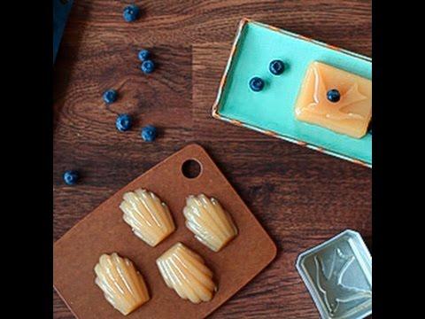 gelatine di frutta senza zucchero - la videoricetta