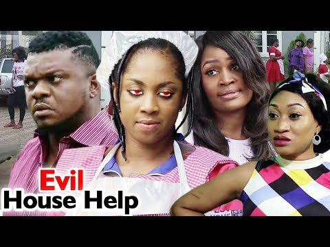 Evil House Help Season 1- Ken Erics Nigerian Movies 2019 Latest Nollywood Full Movies