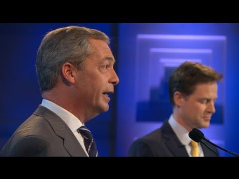 debate - Political correspondent Matthew Holehouse assesses the performances of the Liberal Democrat and Ukip leaders in the wake of their second debate on the UK's m...
