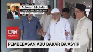 Video Pengacara: Keluarga Menyambut Gembira Pembebasan Abu Bakar Ba'asyir MP3, 3GP, MP4, WEBM, AVI, FLV Januari 2019