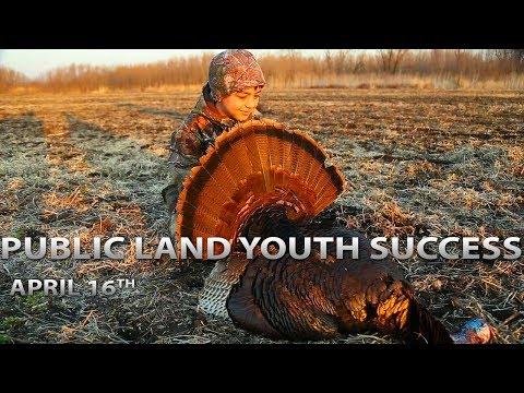 Public Land Youth Success | Georgia Gobbler | Spring Thunder