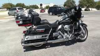 8. 678453 - 2009 Harley Davidson Ultra Classic FLHTCU - Used Motorcycle For Sale