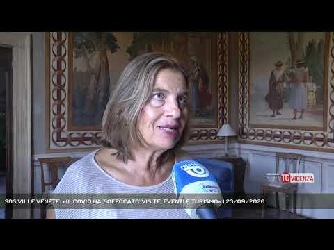 SOS VILLE VENETE: «IL COVID HA 'SOFFOCATO' VISITE, EVENTI E TURISMO» | 23/09/2020