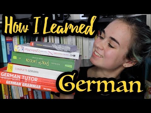 Abigail's Favourite German Resources! | VEDF #12
