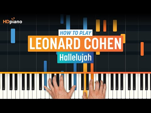 "How To Play ""Hallelujah"" By Leonard Cohen (Rufus Wainwright) 