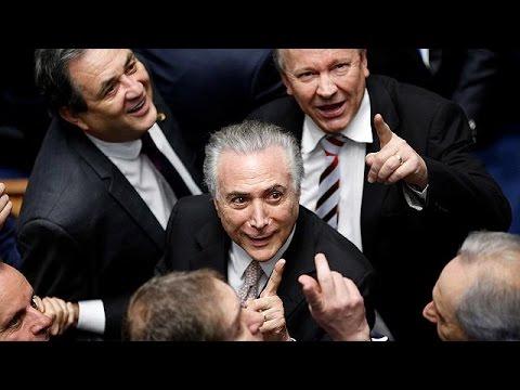 Βραζιλία: Ο Μισέλ Τέμερ ορκίστηκε πρόεδρος της χώρας