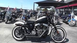 1. 407649 - 2009 Harley Davidson Sportster 1200 Nightster XL1200N - Used motorcycles for sale