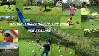 Katikati New Zealand  city photo : Trip to Bird Gardens - Katikati | New Zealand | Must Watch | Carvlog |