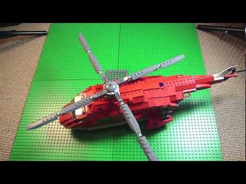 Version 2 of my awesome lego rescue...