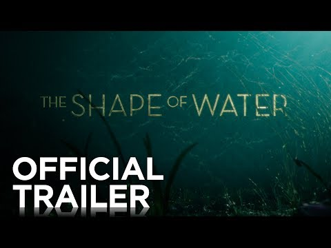 Guillermo del Toro s The Shape of Water Official