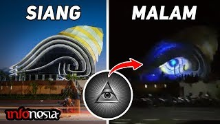Video Heboh...!!! 4 Bangunan Mirip Mata Dajjal Di Indonesia MP3, 3GP, MP4, WEBM, AVI, FLV November 2018