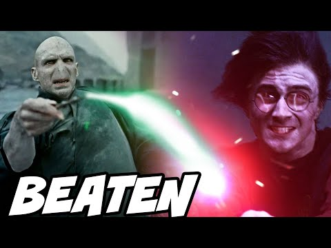 Why Voldemort's Avada Kedavra LOST to Harry's Expelliarmus - Harry Potter Explained