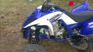 5. New 2016 Yamaha Raptor 700r :)