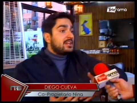 Nina Café Resto Bar un lugar Nboga ubicado en Cuenca