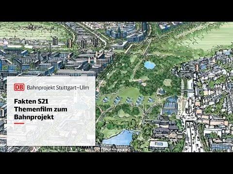 Fakten S21 (Themenfilm zum Bahnprojekt Stuttgart-Ulm) | Gesamtfilm zu Stuttgart21