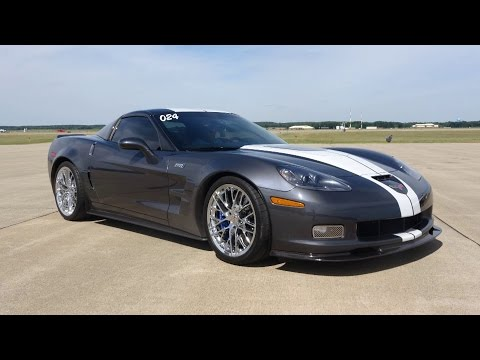 corvette zr1 vs porsche gt3 - drag race