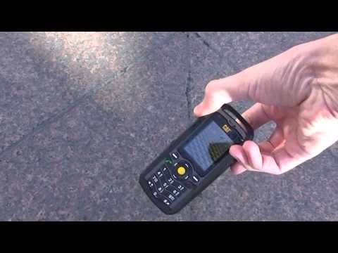 Youtube Video CAT B25 Dual-SIM