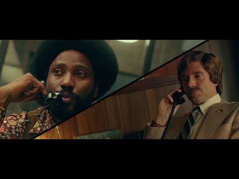 Blackkklansman - Trailer