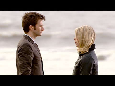 Rose and the Doctor Say Goodbye (HD) | Doomsday | Doctor Who