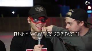 Download Lagu 5SOS FUNNY MOMENTS // 2017 PART 1 Mp3