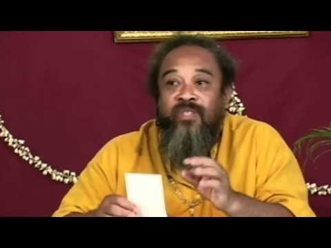 "Mooji Answers: What is Meant by ""Light"" in Spiritual Circles"