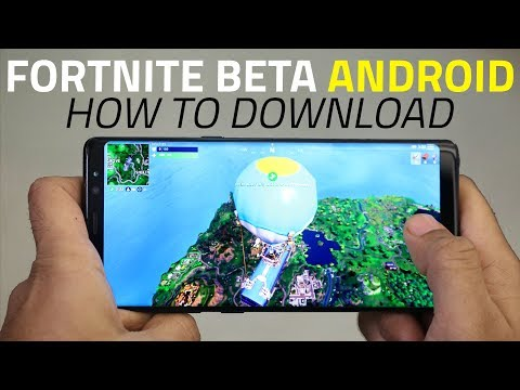 How To Get Fortnite Beta On Android
