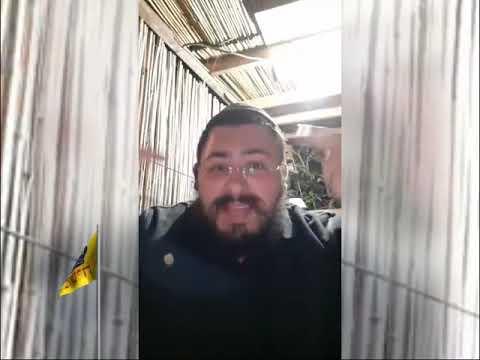 יוסק'ה מירלסון בסיפור לזמן קורונה