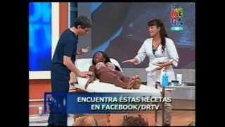 DR. TV Chile. Cómo lograr cintura de avispa con Retelie Beauchamp y Sandy Boquita