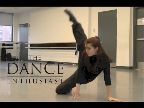 "New York Dance Up Close: A Sneak Preview- ""The Envelope"" Parsons Dance"
