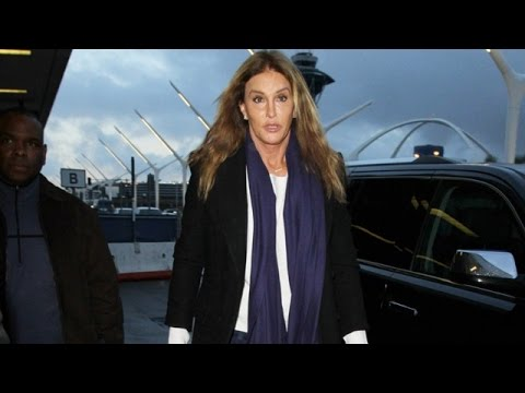Caitlyn Jenner Heads To Washington D.C. In Support Of Donald Trump