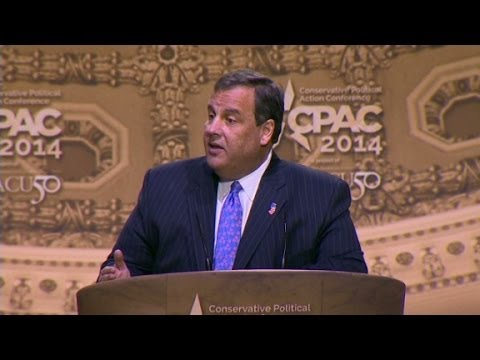 Chris Christie's big day at CPAC