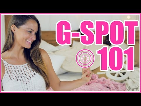 G-SPOT 101: Where is the G-Spot & How To Stimulate It?! (видео)