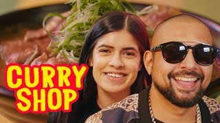 Video Jamaican Food 101 with Sean Paul and Chi Ching Ching | Curry Shop MP3, 3GP, MP4, WEBM, AVI, FLV Oktober 2018