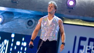 Chris Jericho returns to WWE: Raw, Nov. 19, 2007