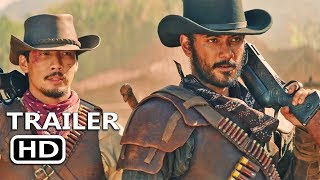 BUFFALO BOYS Official Trailer (2018)