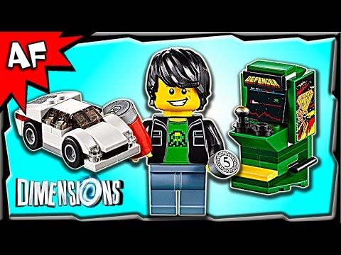 Vidéo LEGO Dimensions 71235 : Pack Aventure : Midway Arcade