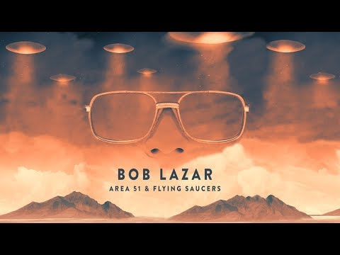 """What I streamed and really liked: """"Bob Lazar: Area 51 & Flying Saucers"""""""